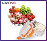 Электрический ланч-бокс с подогревом Electronic Lunchbox