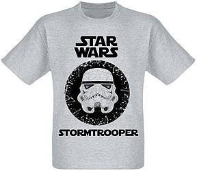 Футболка Star Wars - Stormtrooper (меланж)