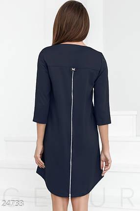 Нежное платье-клеш, фото 2