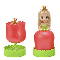 """Кукла серии """"Цветочные принцессы"""" S1 - Миcс Мак (с ароматом банана) 113461-1"""