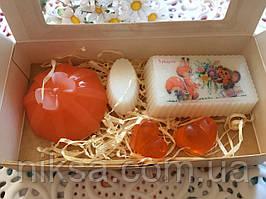 Подарочный набор мыла ручной работы 8 Марта