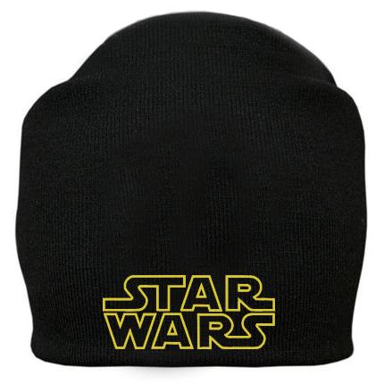 Шапка Star Wars - Yellow Logo