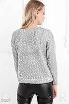 Мягкий вязаный свитер, фото 2