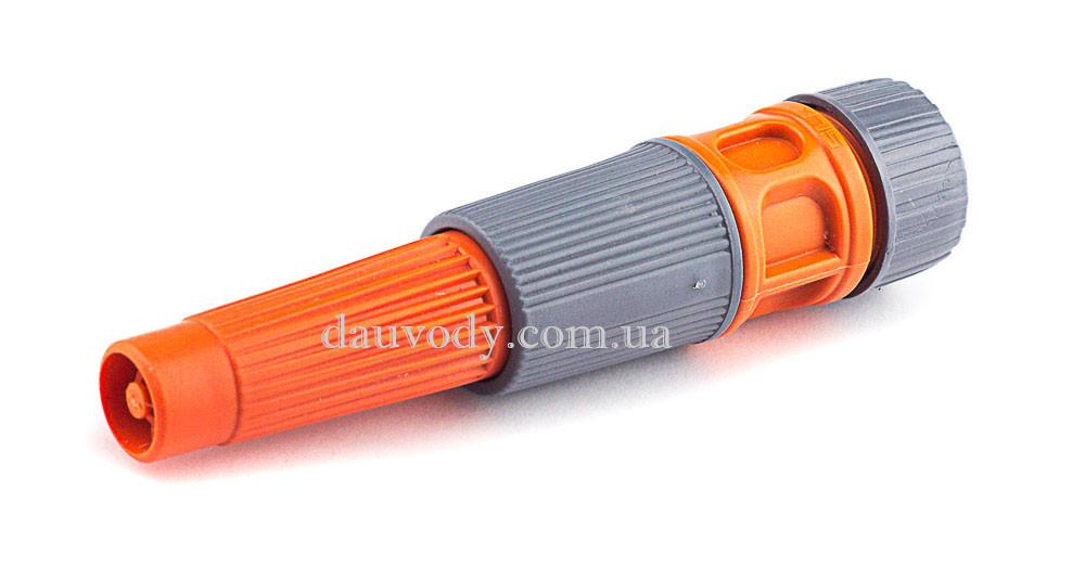 Распылитель регулируемый для поливочного шланга 1/2 (морковка 1/2) SLD