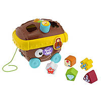 Развивающая игрушка Chicco Сокровища пиратов (05958.00)