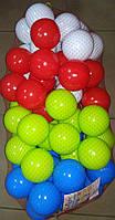 Шарики 02-418 d8см, 60шт, шарики для сухого бассейна