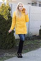 Куртка демисезонная женская ПК1-347 (р.48-54), фото 1