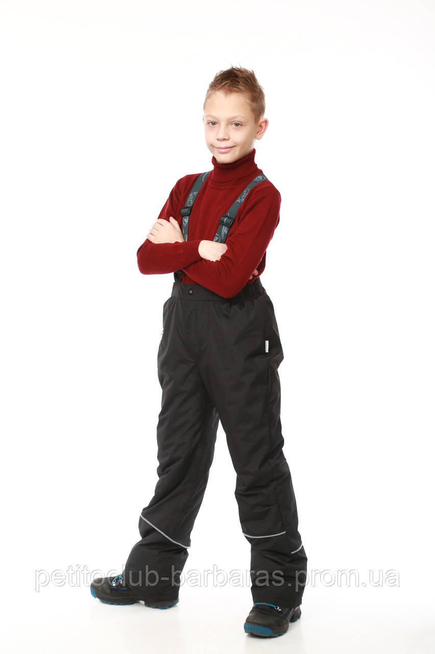 Зимние термоштаны для мальчика STAR