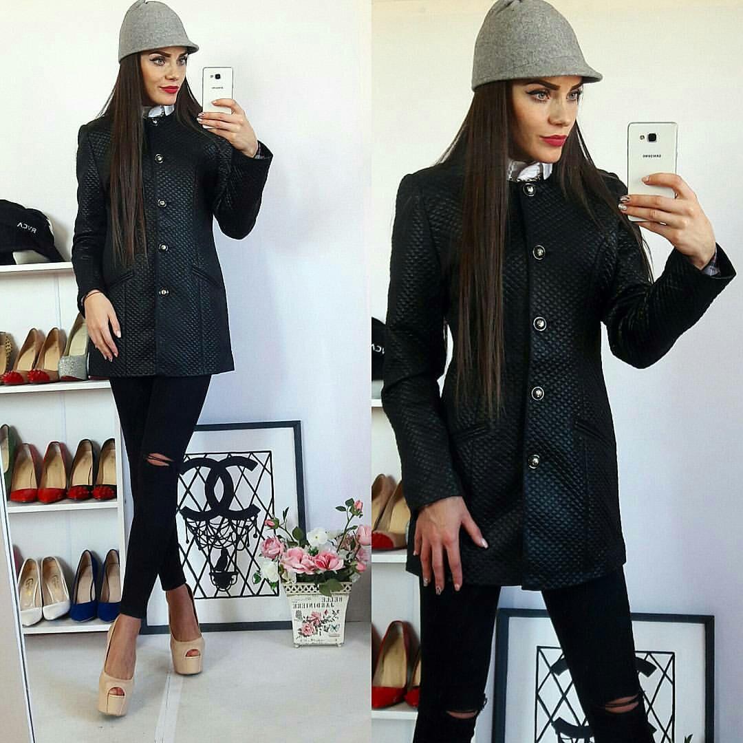 Кардиган женский, модель 03, цвет - черный