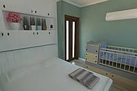 Дизайн-проект интерьера - спальня GS