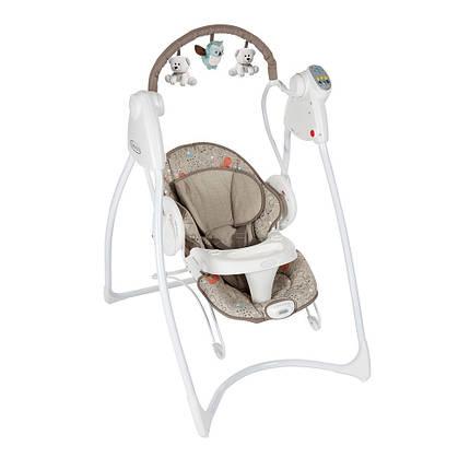 Детское кресло-качалка Graco Swing'n'Bounce, фото 2