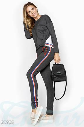 Модный тренировочный костюм, фото 2
