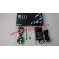 Внешний карман для HDD Maiwo K3502-U2S black