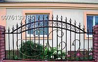 Забор кованый  недорого (125)