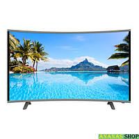 "LCD LED Изогнутый телевизор JPE 32"" Smart TV, WiFi, 1Gb Ram, 4Gb Rom, T2, HDMI, Android 4.4 Гарантия 1 год!"