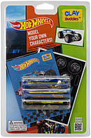 Набор для лепки Clay Buddies Hot Wheels-Bone Shaker базовый 309056