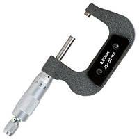Микрометр 25-50 мм INTERTOOL MT-3042