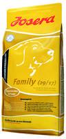 Josera Family сухой корм для беременных, кормящих сук и прикорма щенков 1 кг развес