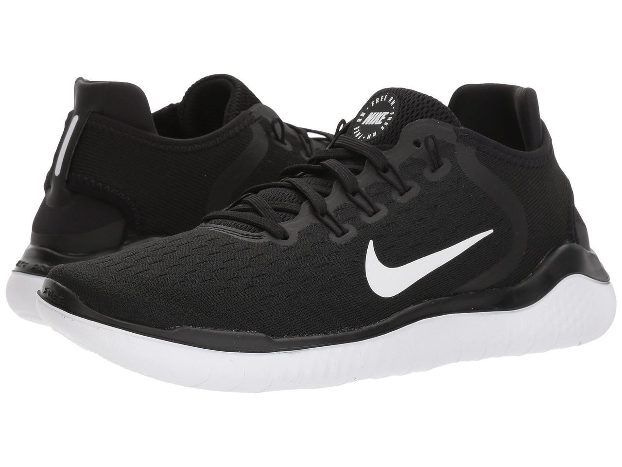 c721f9c145ece9 Кроссовки/Кеды (Оригинал) Nike Free RN 2018 Black/White, цена 3 100 ...