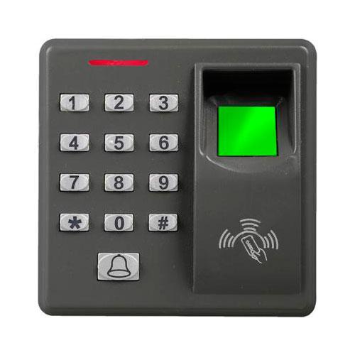 Биометрическая система контроля доступа по отпечатку пальца