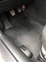Mazda 6 2002-2008 Комплект из 2-х ковриков Черный в салон