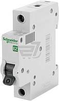 Автоматический выключатель Schneider Electric EASY 9 1P 25A С EZ9F34125