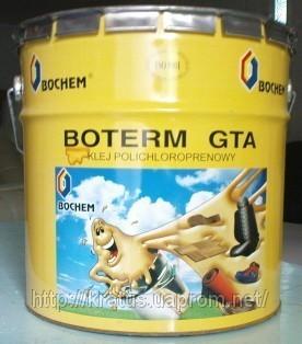 Клей для обуви полихлоропреновый (наирит) BOTERM GTA,11 кг ведро