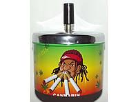 PC3-47 Большая пепельница, Пепельница с рисунком, Пепельница сувенир, Настольная пепельница