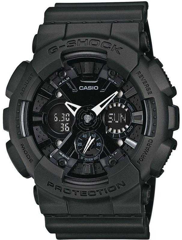 Наручные мужские часы Casio GA-120BB-1AER оригинал