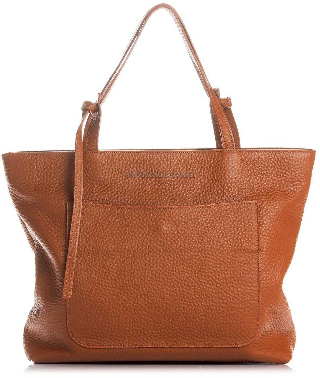 72a9c2e48f08 Женская деловая кожаная сумка cuoio 8894_cuoio - eMotion интернет-магазин в  Днепре