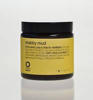 Rolland Oway Воск для волос мягкой фиксации Shabby Mud