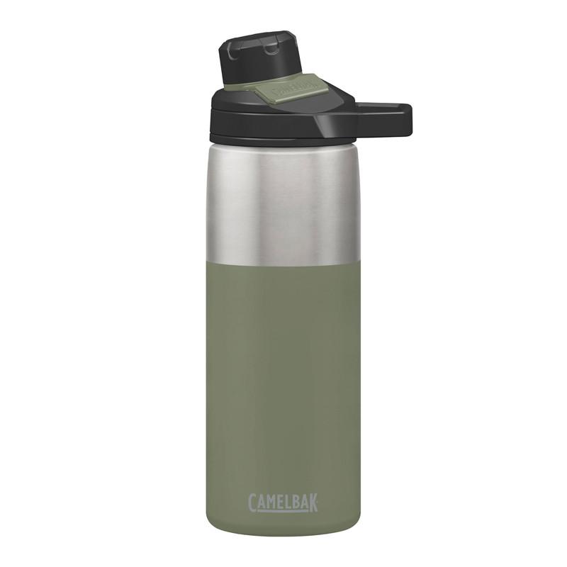 Термобутылка CamelBak Chute Mag Stainless Vacuum Insulated 0.6L Olive