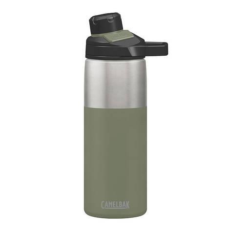 Термобутылка CamelBak Chute Mag Stainless Vacuum Insulated 0.6L Olive, фото 2