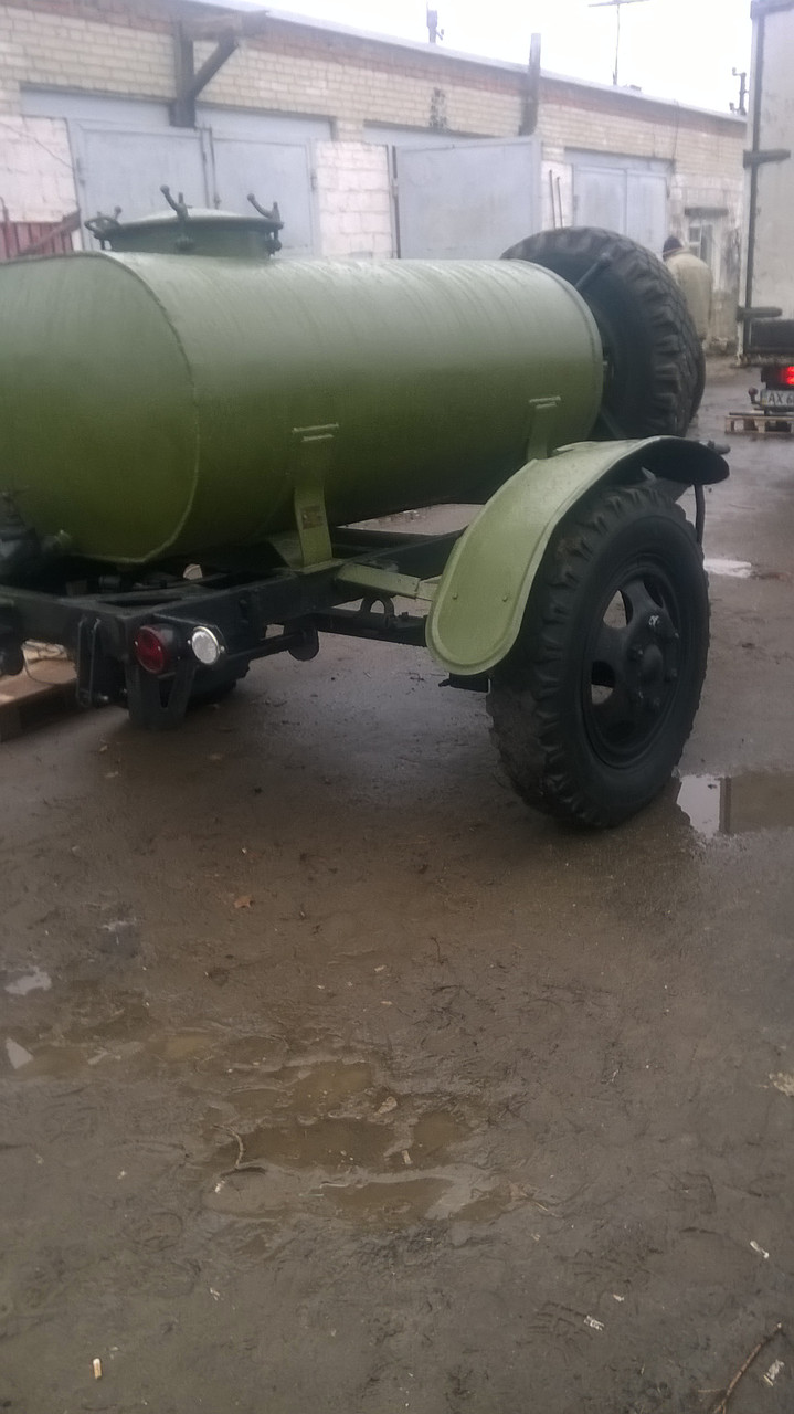 Цистерна для воды цв-1.2