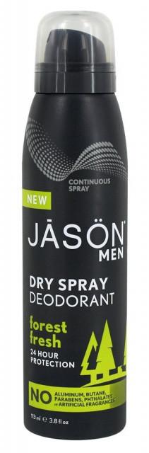 Дезодорант сухой спрей для мужчин «Лесная Свежесть» *Jason (США)*