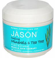 Обезболивающий минеральный гель с маслом чайного дерева *Jason (США)*