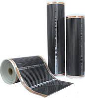 Инфракрасная нагревательная пленка теплый пол   ширина 500 мм