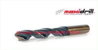 Сверло по металлу Р9 (кобальт) 1,0 мм, арт. 105-010 (10 шт.)