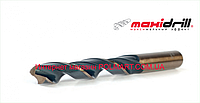 Сверло по металлу Р9 (кобальт) 0,5 мм, арт. 105-005 (10 шт.)