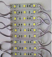 Светодиодный модуль SMD 5050 белый 5000-5500к