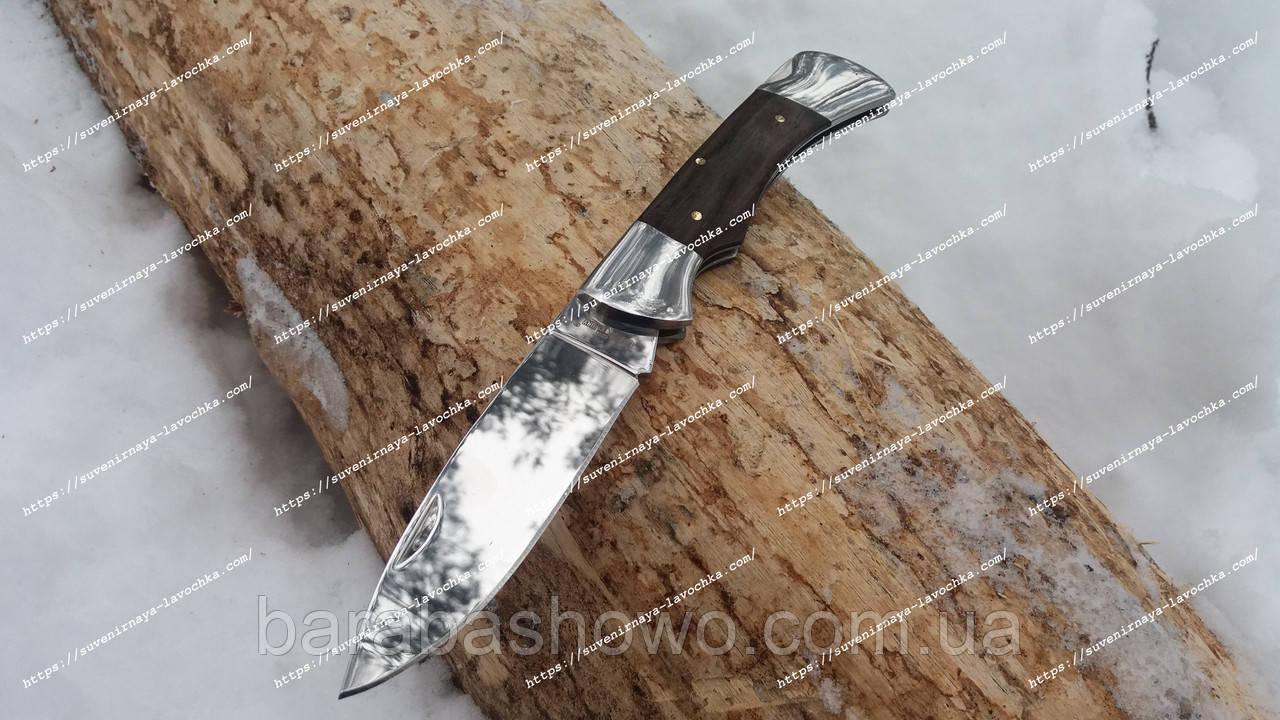 Нож складной S 100 туристический Capitan