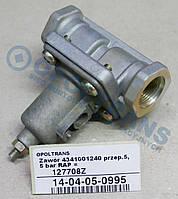 Клапан перепускной Mercedes, DAF, MAN, Renault 14-04-05-0995 Mega