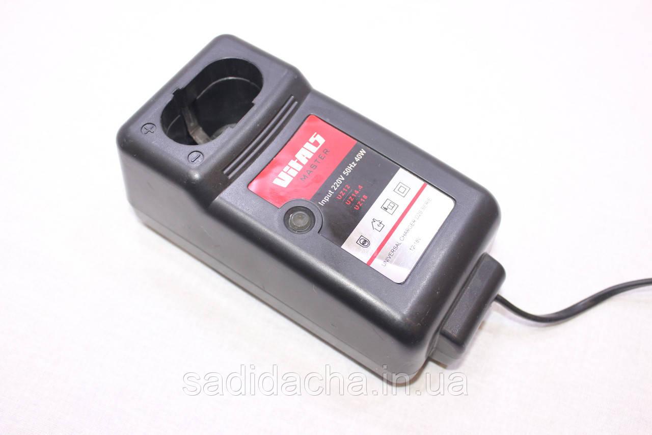 Зарядное устройство для шуруповерта Vitals 12-18V тип 2