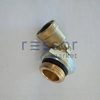 Штуцер-уголок M22 трубка 12 950212М22х1,5 Camozzi