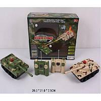 Набор «Танковый бой» на радио управлении 2102-2B
