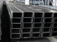 Швеллер стальной гнутый 100х50х3 мм ГОСТ 8278–83