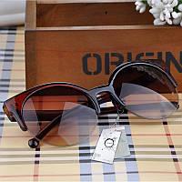 Солнцезащитные очки, кошачьи глазки Brown