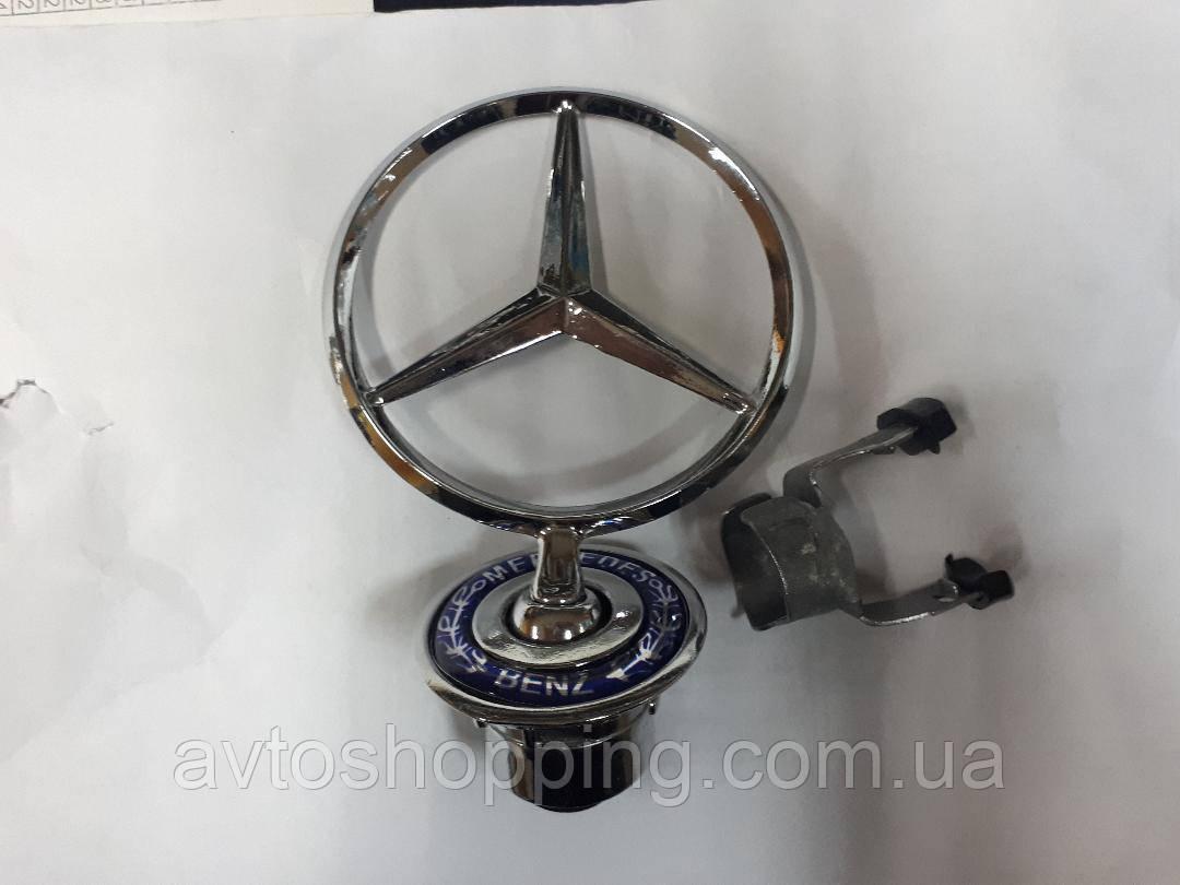 Емблема на капот Mercedes приціл кузов 202, 210, 220, 211, 212