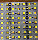 Светодиодная лента Premium SMD 5054/72 12V 2700-3000K IP20 1м на алюминиевой подложке Код.59218, фото 2