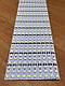 Светодиодная лента Premium SMD 5054/72 12V 6500-7000K IP20 1м на алюминиевой подложке Код.59219, фото 3